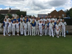 Oxfordshire Bowls 60th Anniversary