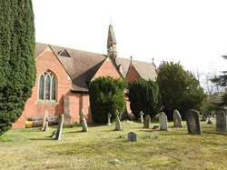St John the Baptist Parish Church The Church and churchyard