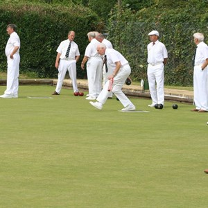 Frome Selwood Bowling Club 2007 Centenary