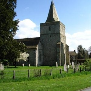 St Margaret of Antioch parish church