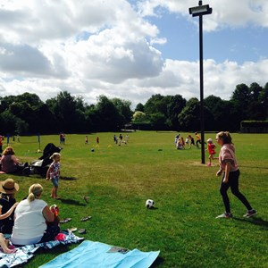 Oakley Park Games at the Peter Houseman Ground