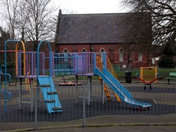 Crosshouse Play Areas