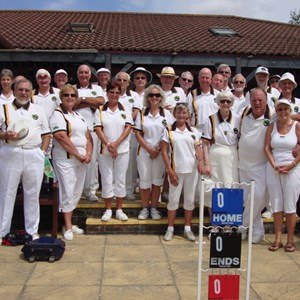 Colden Common Bowls Club About Us