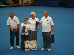 Kings Bowls Club Potters 2015