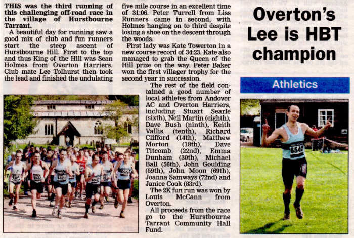 2011 - Andover Advertiser