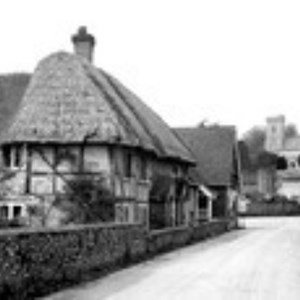 West Meon Station Road 1955