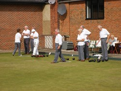 Royal British Legion (Farnborough) Bowls Club About Us
