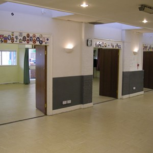Members' Room, Alton Community Centre