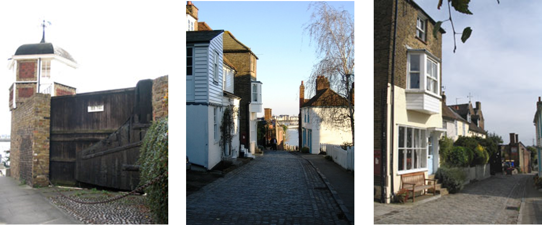 High Street, Upper Upnor