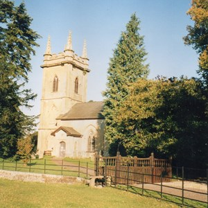 All Saints Church, Deane