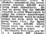 Sundeland Echo and Gazette 14 March 1942