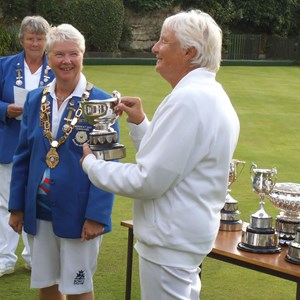 Yorkshire Bowling Association Gallery of Winners 2017