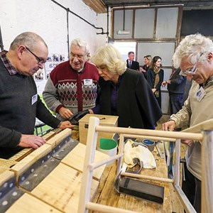 Frome Men's Shed In the News