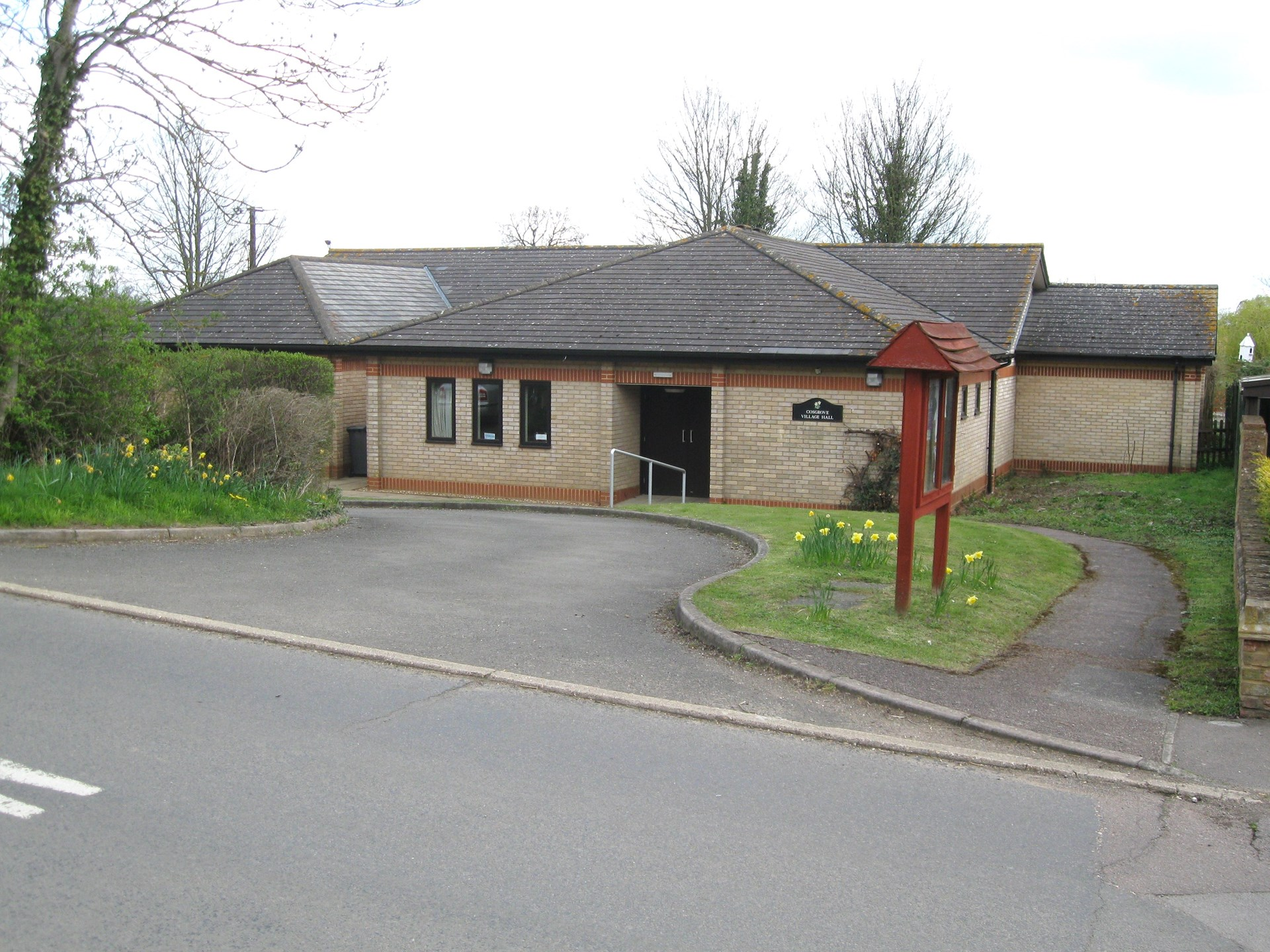 Cosgrove Village Hall