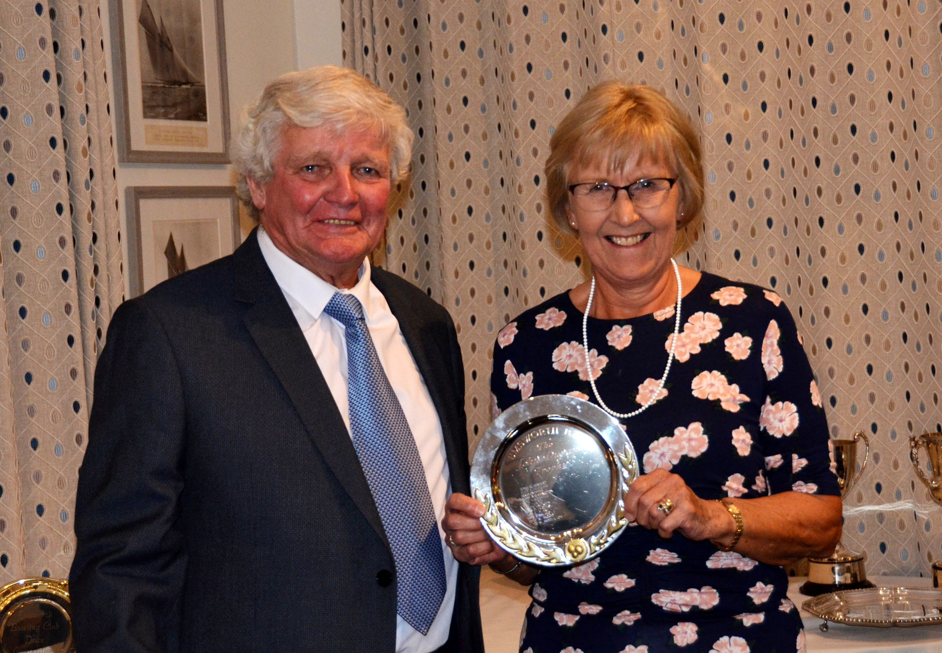 John Durant Trophy - Wendy Middleton