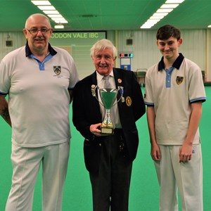 Mens Pairs - Ashley Nethercliffe & Fred Norris