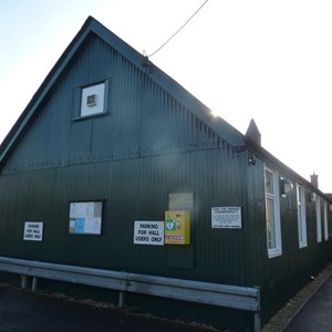 East Oakley Village Hall (Green Hut)