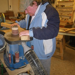 Waterlooville Men's Shed Workshops