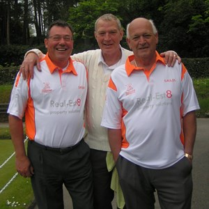 Wednesday Triples - Colin Bingley, Lawrence Miller, Terry Chivers