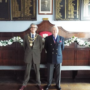 Bewdley Town Council Town Mayor