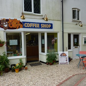 Jolly Olly's Coffee Shop, Oakley Lane