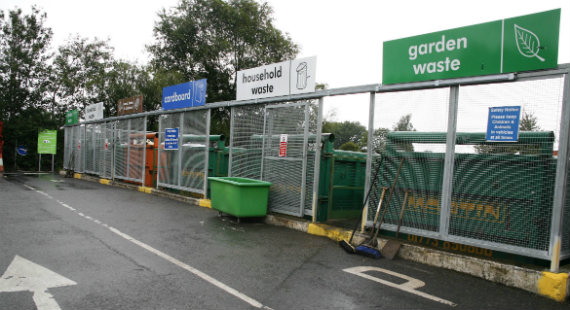 Chelford Parish Council Household Recycling Centres to re-open