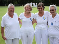 Rowner Bowling Club Finals Day 2009