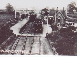 Bourton Railway Station