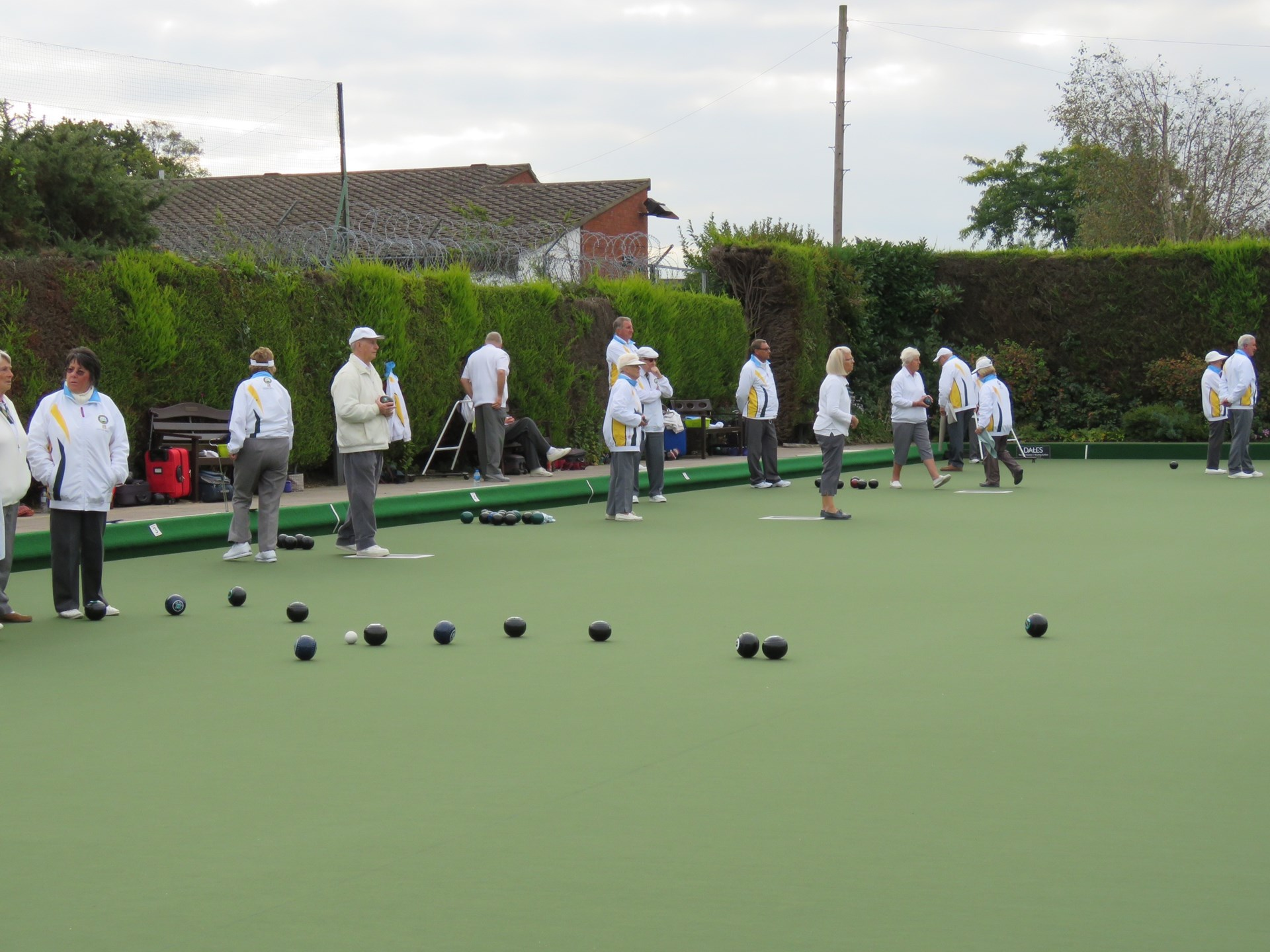 Braeside Bowling  Club SPONSORS DAY - 6th OCTOBER 2016