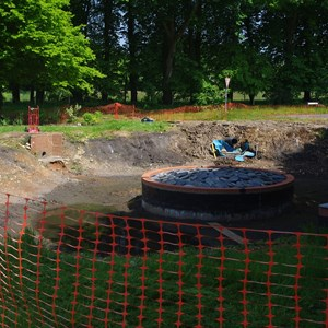 Medsteaad Village Pond Restoration