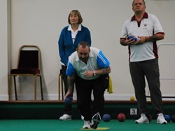 Mid Devon Indoor Bowls National Mixed Fours 12/12/18