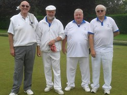 Cranleigh Bowls Club Club finals day Sept 2017