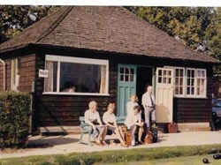 Nth Mymms BC Old Club House 1980s