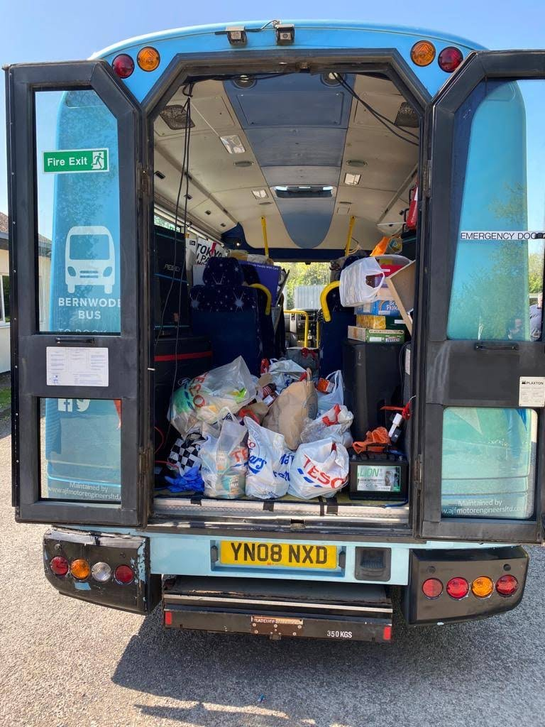 Donations to COVID-19 Foodbank