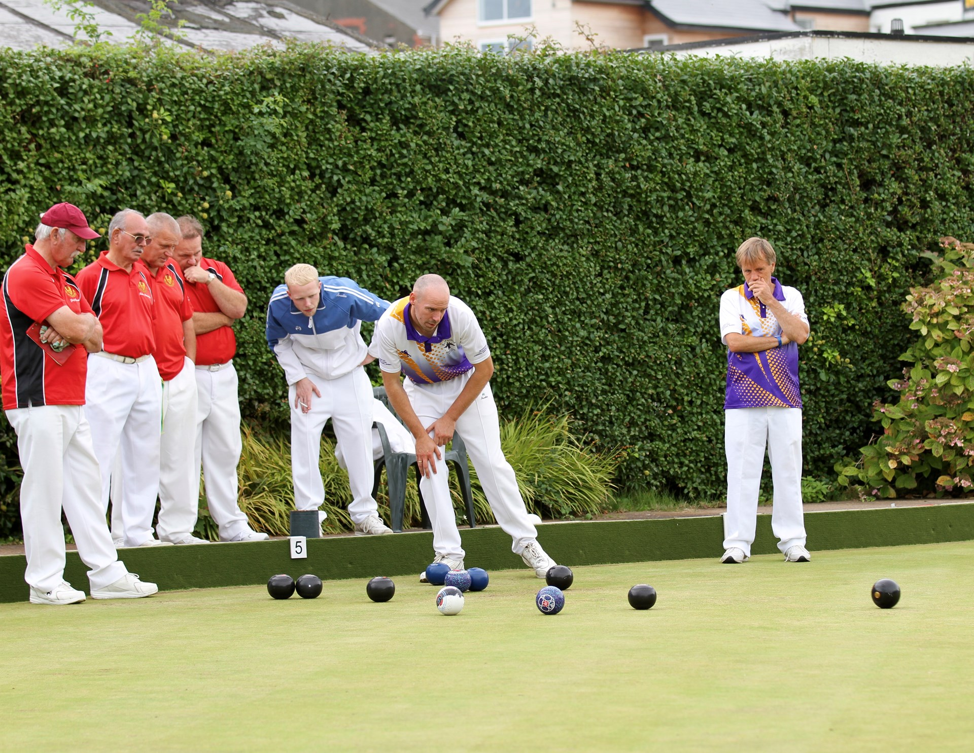 Barry Athletic Bowls Club Barry Athletic vs Whitchurch BC