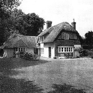The Thatched Cottage (previously in the grounds of Oakley Manor)