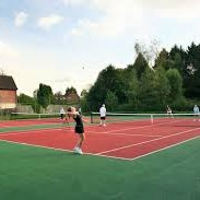 Tennis at Oakley Tennis Club