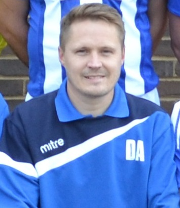 David Asker - Joint 1st Team Manager