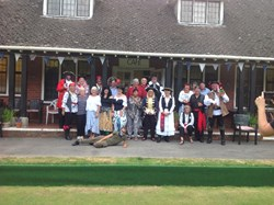 "Bournemouth Bowling Club ""Pirates of the Caribbean' Sat 24th June"