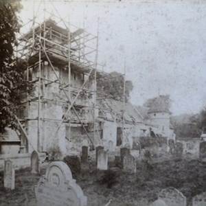 1872. Restoration of the Church