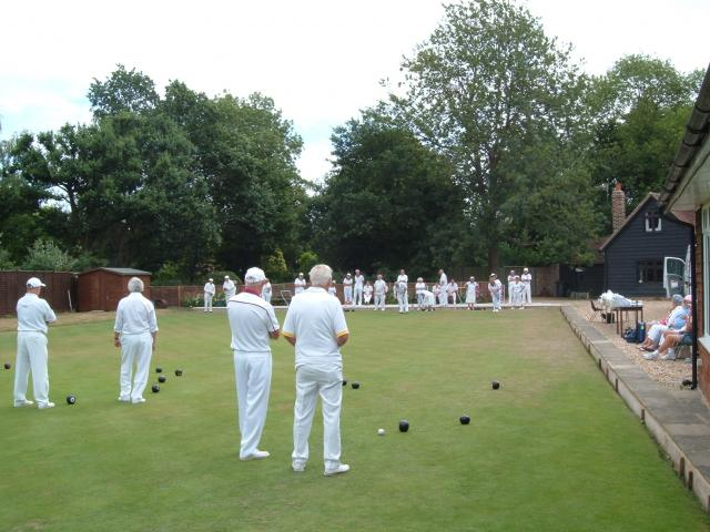 Bramley Bowling Club Home