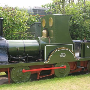 Gazelle (Dodman & Co. 0-4-2WT)