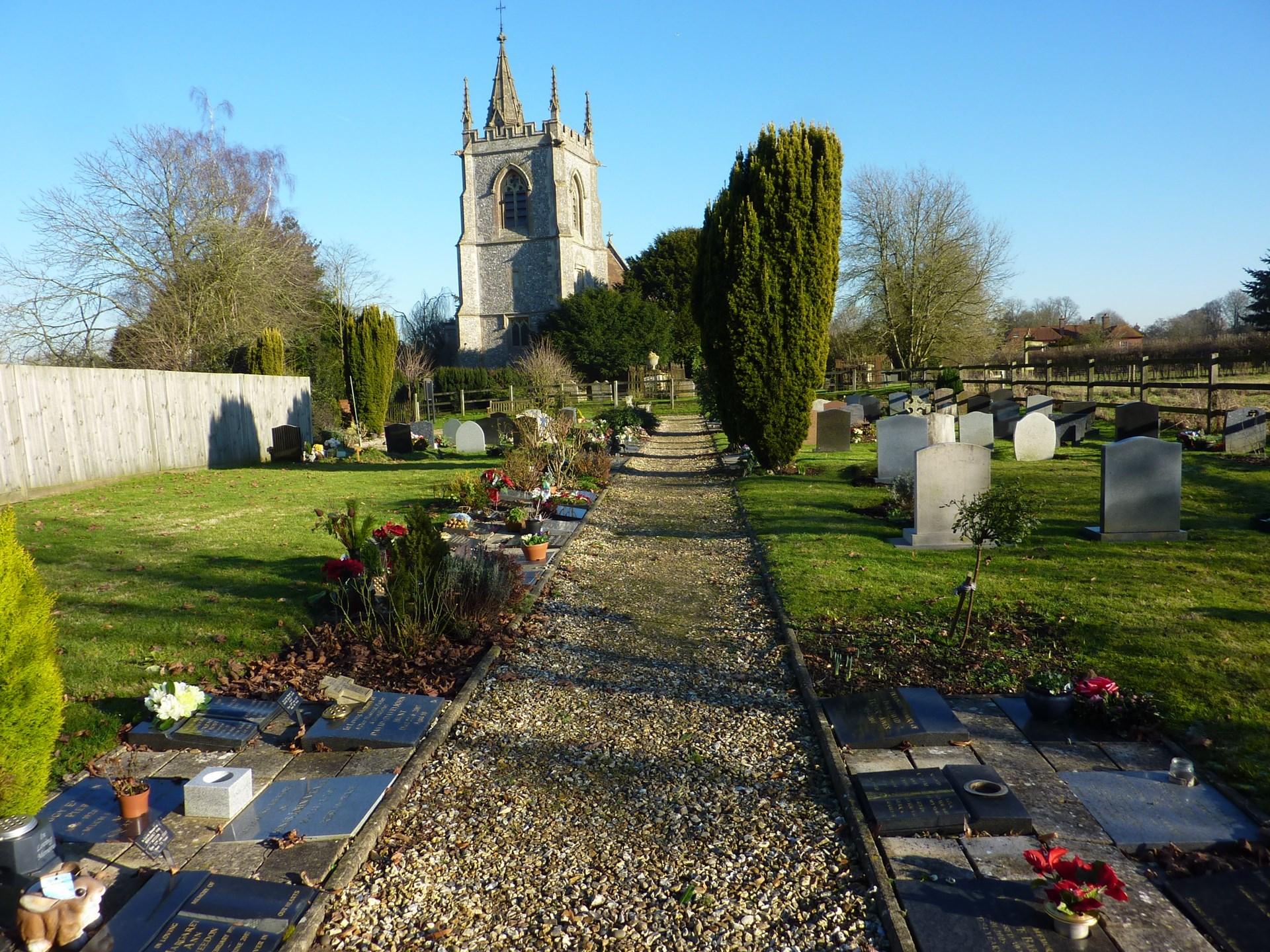 b6742bab14b Oakley   Deane Parish Council - Burial Ground - Oakley   Deane ...