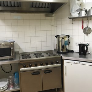 Shared kitchen facilities