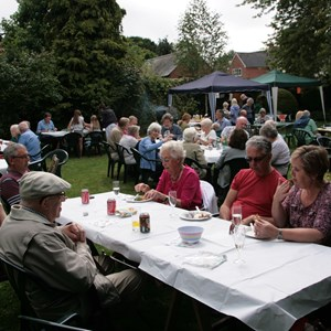 Hog Roast - Sept 2014, Lordsfield Swimming Club