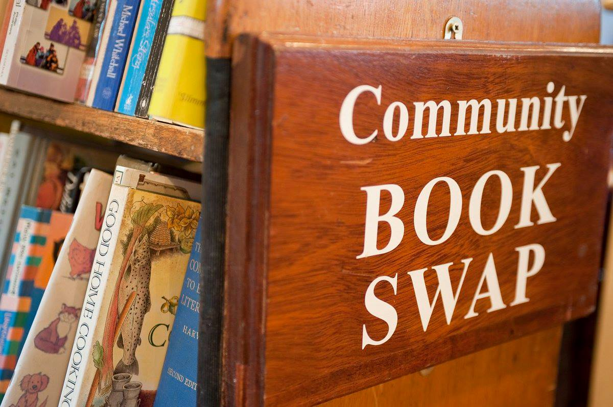 Misson Community Association BOOK SWAP