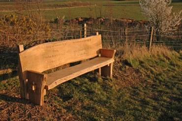 The original bench. See the new below.