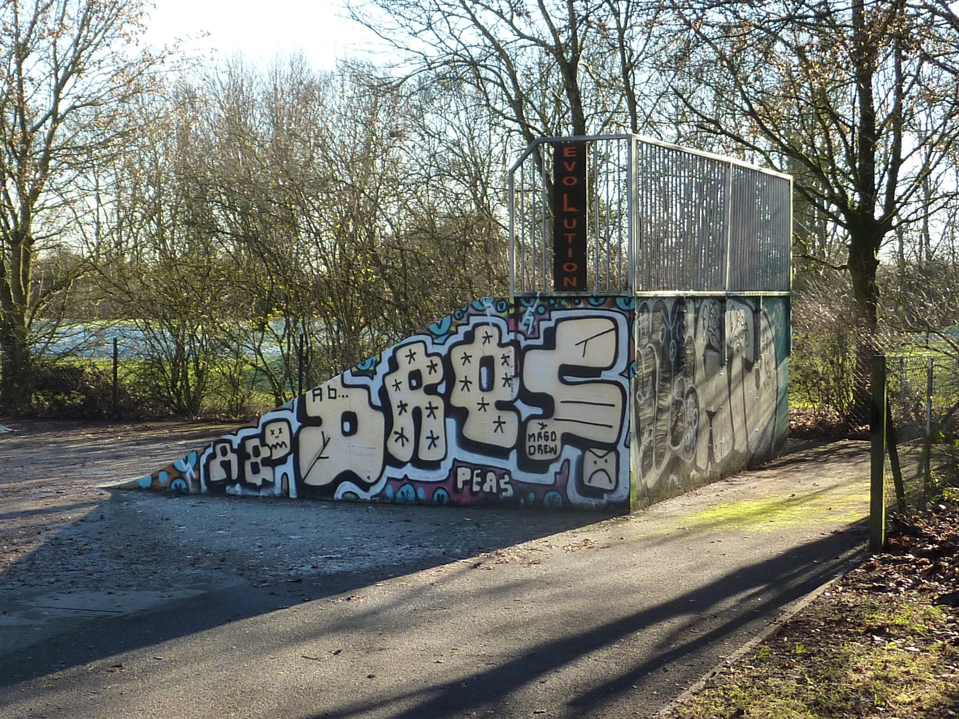 991fb27f179 Grafitti - Oakley   Deane Parish Council - Oakley   Deane Parish ...