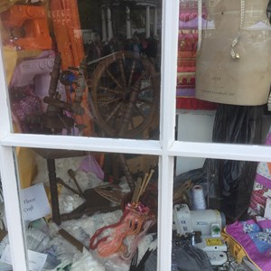Swaffham Town Council Shop window competition