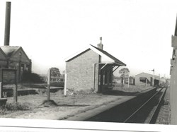 The former Pipe Gate Station